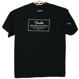 Fender Guitars American Elite Series T-Shirt Black